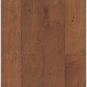 "Bruce American Originals Maple: Ponderosa 3/8"" x 5"" Engineered Maple Hardwood EMA63LG"