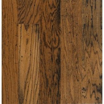 "Bruce American Originals Oak: Durango 3/8"" x 5"" Engineered Oak Hardwood EAK71LG"