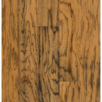 "Bruce American Originals Oak: Mojave 3/8"" x 5"" Engineered Oak Hardwood EAK69LG"