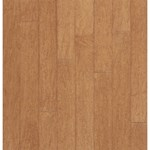 "Bruce Turlington Lock&Fold Maple: Amaretto 3/8"" x 5"" Engineered Maple Hardwood EMA97LG"