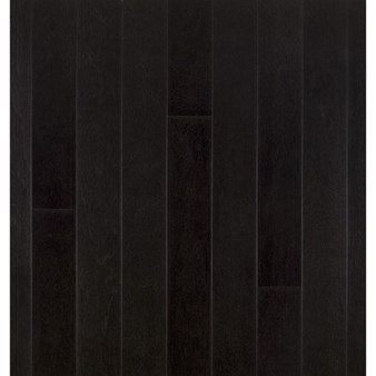 "Bruce Turlington American Exotics Hickory: Peppercorn 3/8"" x 5"" Engineered Hickory Hardwood E3824"