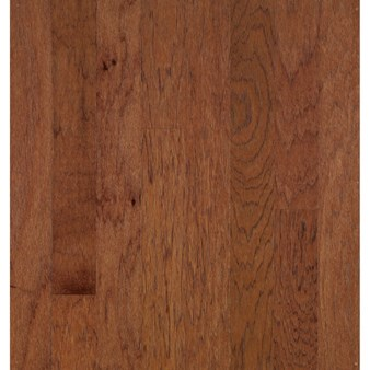"Bruce Turlington American Exotics Hickory: Brandywine 3/8"" x 3"" Engineered Hickory Hardwood E3518"