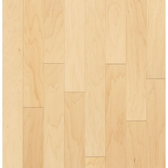 "Bruce Turlington Lock&Fold Maple: Natural 3/8"" x 3"" Engineered Maple Hardwood EMA00LG"