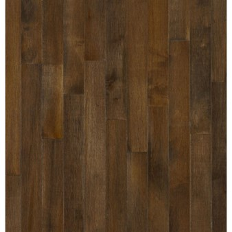 "Bruce Kennedale Prestige Plank Maple: Cappuccino 3/4"" x 5"" Solid Maple Hardwood CM5745Y"