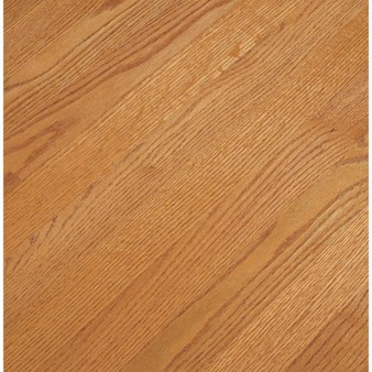 "Bruce Natural Reflections Oak: Butterscotch 5/16"" x 2 1/4"" Solid Oak Hardwood C5016"