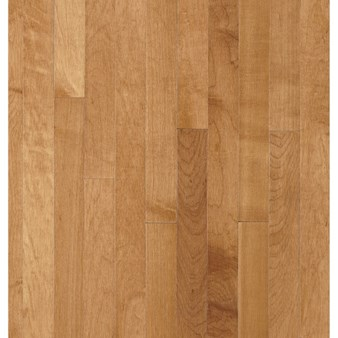 "Bruce Kennedale Prestige Plank Maple: Caramel 3/4"" x 3 1/4"" Solid Maple Hardwood CM3736"