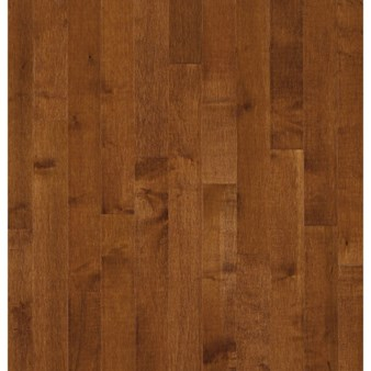 "Bruce Kennedale Prestige Plank Maple: Sumatra 3/4"" x 3 1/4"" Solid Maple Hardwood CM3735"