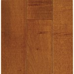 "Bruce Kennedale Prestige Plank Maple: Cinnamon 3/4"" x 3 1/4"" Solid Maple Hardwood CM3733"