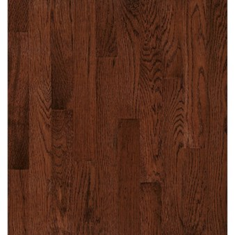 "Bruce Natural Choice Oak: Sierra 5/16"" x 2 1/4"" Solid Oak Hardwood C5062LG"