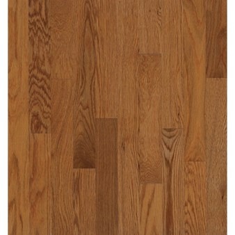 "Bruce Natural Choice Oak: Gunstock 5/16"" x 2 1/4"" Solid Oak Hardwood C5011LG"