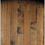 "Bruce Ellington Plank Rustic Oak: Honey 3/4"" x 3 1/4"" Solid Oak Hardwood CR3450"