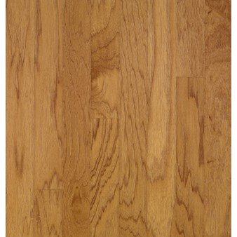 "Bruce American Treasures Hickory: Smokey Topaz 3/4"" x 4"" Solid Hickory Hardwood C4778"
