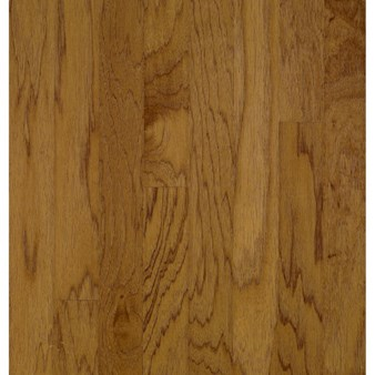 "Bruce American Treasures Hickory: Oxford Brown 3/4"" x 4"" Solid Hickory Hardwood C4717"