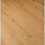 "Bruce Fulton Strip Oak: Natural 3/4"" x 2 1/4"" Solid Oak Hardwood CB1320"