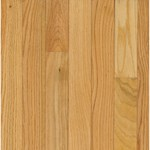 "Bruce Manchester Plank Red Oak: Natural 3/4"" x 3 1/4"" Solid Red Oak Hardwood C1210"
