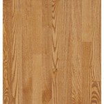 "Bruce Bristol Strip Oak: Spice 3/4"" x 2 1/4"" Solid Oak Hardwood CB324"