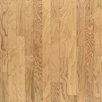 "Bruce Turlington Plank Oak: Natural 3/8"" x 3"" Engineered Oak Hardwood E530"