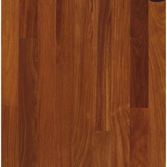 "Armstrong Global Exotics Santos Mahogany: Natural 3/8"" x 4 3/4"" Engineered Santos Mahogany Hardwood EGE4202Z"