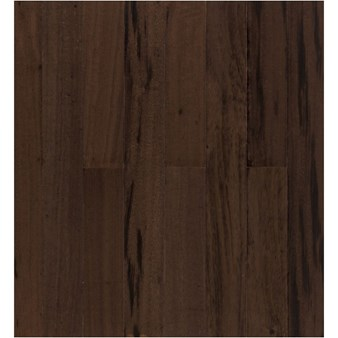 "Armstrong Global Exotics Tigerwood T: Brazilian Taupe 3/8"" x 3 1/2"" Engineered Tigerwood Hardwood EGE3201Z"
