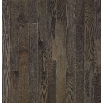 "Armstrong Somerset Solid Strip LG Oak: Silver Oak 3/4"" x 2 1/4"" Solid Oak Hardwood 4623SKLGY"