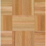 "Armstrong Urethane Parquet Oak: Standard 5/16"" x 12"" Solid Oak Hardwood 112110  <font color=#e4382e> Clearance Sale! Lowest Price! </font>"