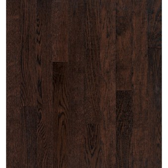 "Armstrong Somerset Solid Strip LG Oak: Kona 3/4"" x 2 1/4"" Solid Oak Hardwood 4623KOLGY"