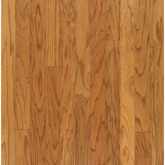"Armstrong Beckford Plank: Canyon 3/8"" x 5"" Engineered Oak Hardwood BP441CALGY"
