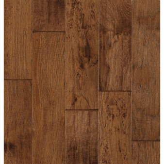 "Armstrong Century Farm Hickory: Tumbleweed 1/2"" x 5"" Engineered Hickory Hardwood GCH452TMLGZ"