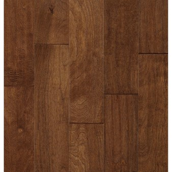 "Armstrong Century Farm Birch: Cobbler Brown 1/2"" x 5"" Engineered Birch Hardwood GCB452CBLGZ"