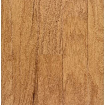 "Armstrong Beaumont Plank Oak: Caramel 3/8"" x 3"" Engineered Oak Hardwood 422250"