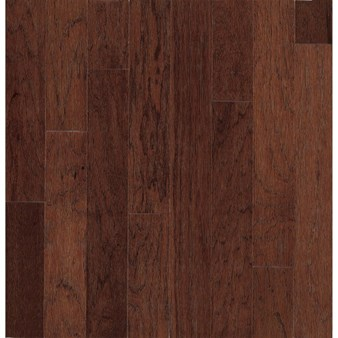 "Bruce Turlington American Exotics Hickory: Paprika 3/8"" x 3"" Engineered Hickory Hardwood E3536"