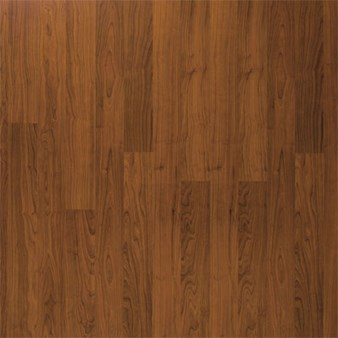 Quick-Step Home Sound Collection: Russet Cherry 2-Strip 7mm Laminate with Attached Pad SFS032