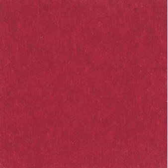 Armstrong Standard Excelon Imperial Texture: Cherry Red Vinyl Composite Tile 51816