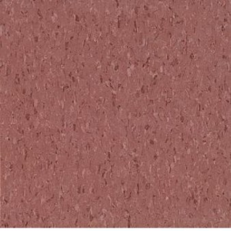 Armstrong Standard Excelon Imperial Texture: Cayenne Red Vinyl Composite Tile 51943