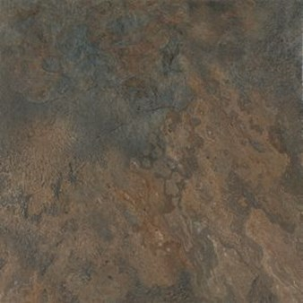 "Armstrong Natural Creations EarthCuts: Rock Solid Iron 18"" x 18"" Luxury Vinyl Tile TP525"