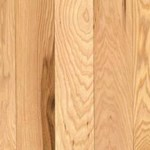 "Columbia Barton Hickory: Natural Hickory 3/8"" x 3"" Engineered Hardwood BAH310F"