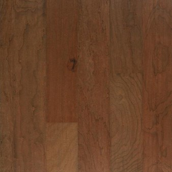 "Columbia Hand Sculpted Amelia: Russet Cherry 1/2"" x 5"" Engineered Hardwood AMC511F"
