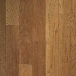 "Columbia Hand Scraped Pagosa: Pioneer Hickory 3/8"" x 5"" Engineered Hardwood PGH512F"