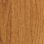 "Mannington Blue Ridge Hickory: Honeytone 1/2"" x 5"" Engineered Hardwood BR05HTL1"