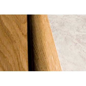 "Kahrs Original American Naturals Collection: Overlap Reducer Cherry Charleston - 78"" Long"
