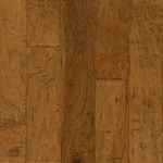 "Bruce Frontier: Golden Brown 3/8"" x 5"" Engineered Hardwood EEL5200"