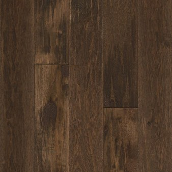 "Armstrong American Scrape: River House 3/4"" x 5"" Solid Hickory Hardwood SAS508"