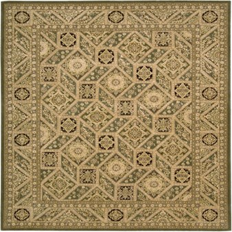 "Nourison 2000 2237 Multi Color  Area Rug - 8'6""x11'6"