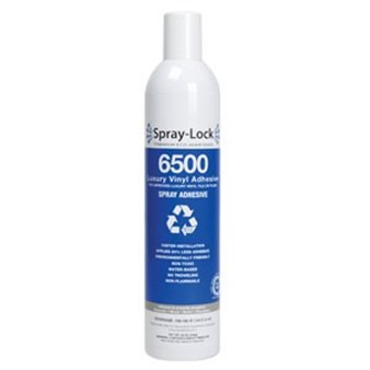 Spray-Lock 6500 Flooring Adhesive - 22 oz. Can