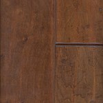 "Mohawk Santa Barbara Plank:  Dark Auburn Maple 1/2"" x 5"" Engineered Hardwood WSK1-02"