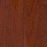 "Armstrong Yorkshire Oak Plank:  Cherry Spice 3/4"" x 3 1/4"" Solid Hardwood BV131CS"