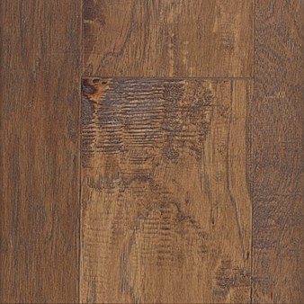 "Shaw Pebble Hill: Warm Sunset Hickory 3/8"" x 3 1/4"" Engineered Hardwood SW354 79"
