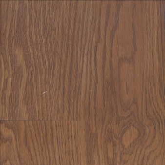 "Mohawk Simplesse Collection: T-mold Cinnamon Oak Luxury Vinyl Plank - 94"" Long"