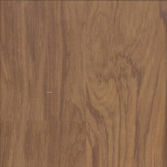 "Mohawk Simplesse Collection: T-mold Tawny Chestnut Luxury Vinyl Plank - 94"" Long"