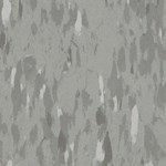 Tarkett Azrock VCT: Cast Pewter Vinyl Composite Tile V-220